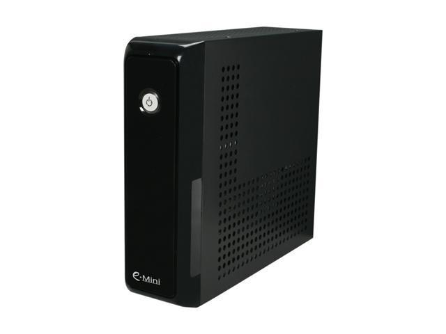 Habey EPC-6542 Desktop Dual GbE Mini ITX Fanless Home Fireware/NVR/Network Appliance Barebone with Intel Atom N270 processor