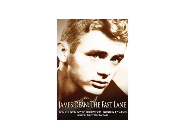 James Dean: The Fast Lane