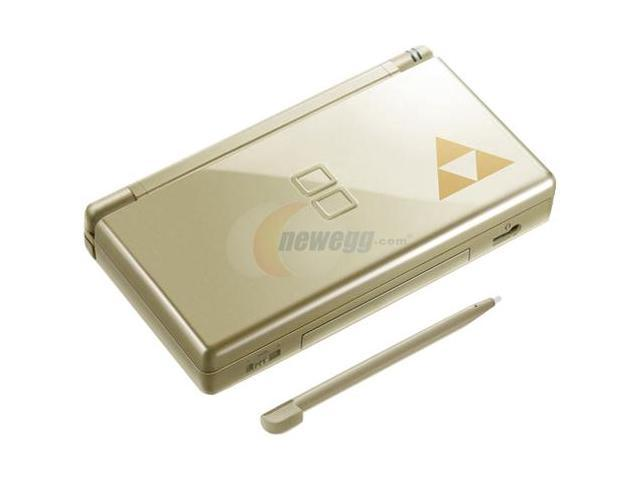 Nintendo DS Lite Gold Zelda Triforce Special Edition