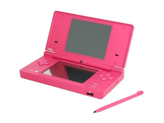 Nintendo DSi Coral Pink