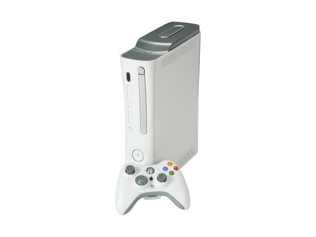 Microsoft  Xbox 360 Pro 20 GB Grey complete set w/ headset