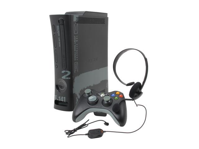 Microsoft Xbox 360 Elite 250 GB Hard Drive Black