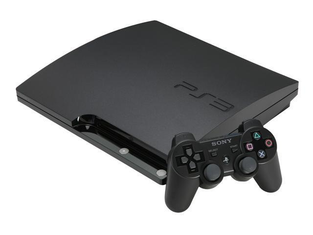 Playstation 3 Slim 120GB System