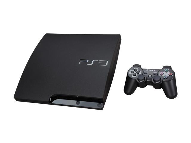 SONY Playstation 3 Console 160 GB Black