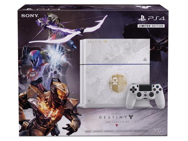 Xbox One Destiny Edition Console PlayStation 4 C...