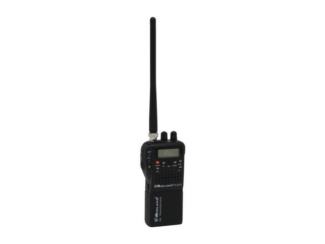 MIDLAND 75-822 Micro 40 Channel Hand Held With Mobile Adapter And Weather/All-Hazard