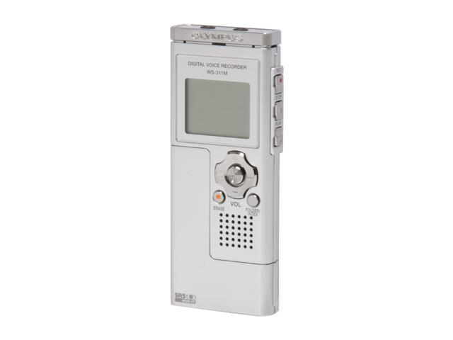 OLYMPUS WS-311M Digital Voice Recorder with Music Player