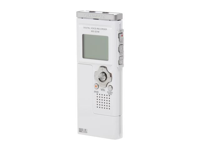 OLYMPUS WS-321M USB PC Interface Digital Voice Recorder with Music Player