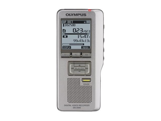 OLYMPUS DS-2500 Digital Voice Recorder, V403121SU000