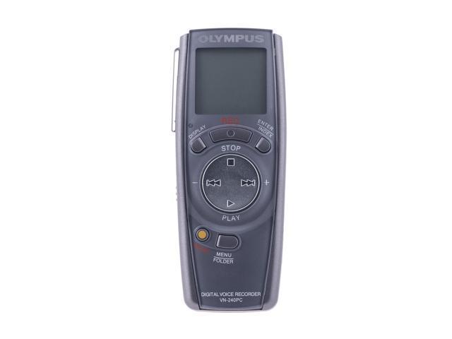 Olympus digital voice recorder vn 240pc