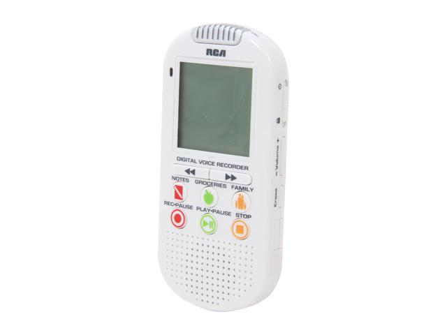 RCA VR5210 Digital Voice Recorder