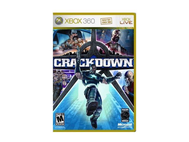 Crackdown Xbox 360 Game
