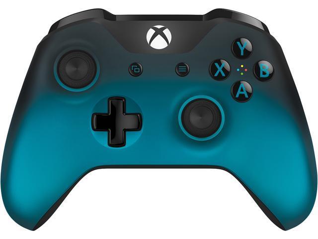 Xbox Wireless Controller Ocean Shadow Special Edition