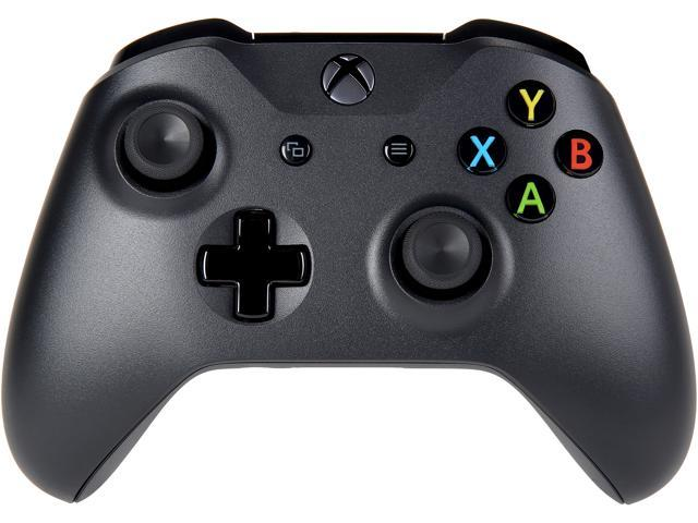 Microsoft Xbox One Bluetooth Wireless Controller (Black)