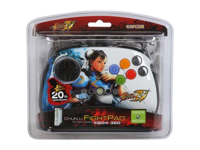 MADCATZ  Official Street Fighter IV FightPad for Xbox 360 - Chun-Li