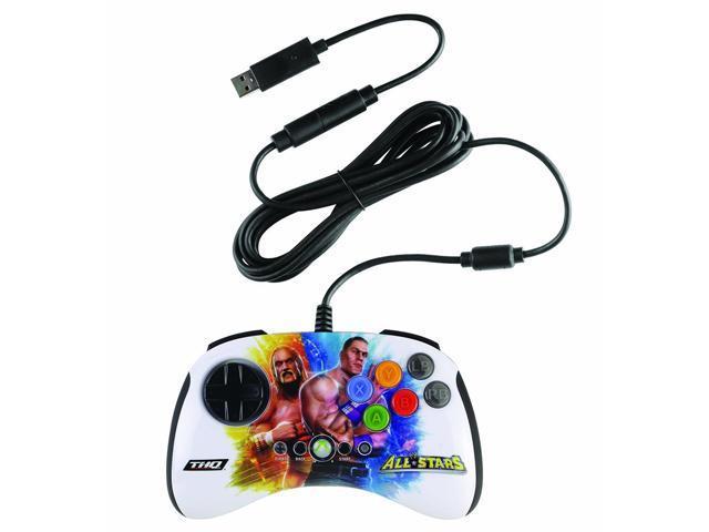 Mad Catz WWE All STARS BrawlPad for Xbox 360