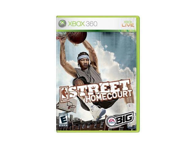 NBA Street: Homecourt Xbox 360 Game