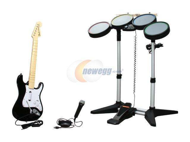 Beatles: Rock band Special Value Edition Bundle Xbox 360 Game