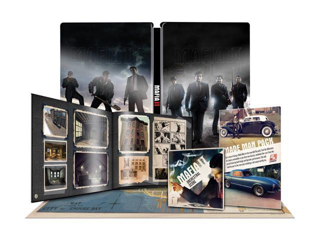 Mafia 2 Collector Edition Xbox 360 Game