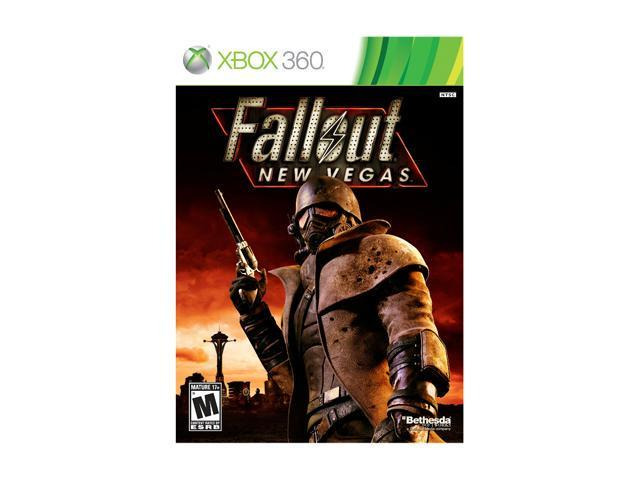 Fallout New Vegas Xbox 360 Game