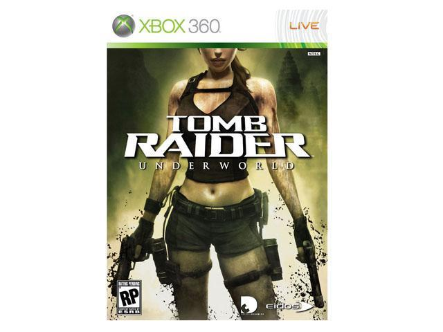 Tomb Raider: Underworld Xbox 360 Game