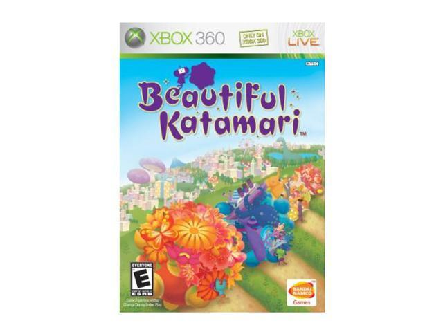 Beautiful Katamari Xbox 360 Game