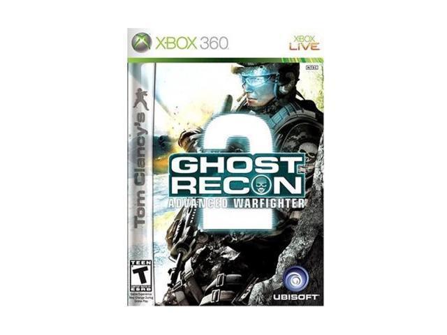 Ghost Recon Advanced Warfighter 2 Xbox 360 Game