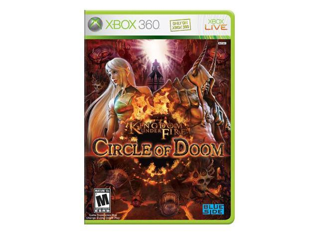 Kingdom Under Fire: Circle of Doom Xbox 360 Game