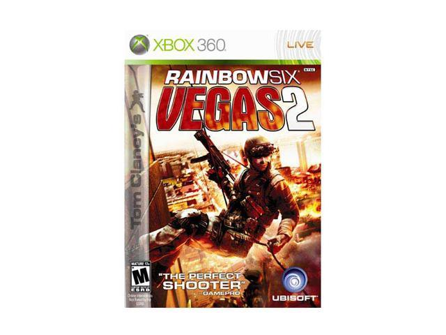 Tom Clancy's Rainbow Six Vegas 2 Xbox 360 Game