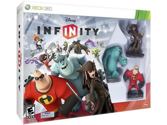 INFINITY Starter Pack Xbox 360
