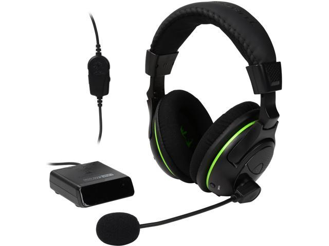 Turtle Beach EarForce X32 Wireless Amplified Stereo Gaming Headset (TBS-2265-01R) Certified Refurbished