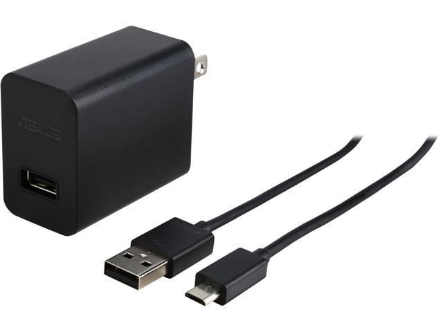 ASUS ZenFone2/T100CHI 18W Power Adapter and Cable - Newegg.com