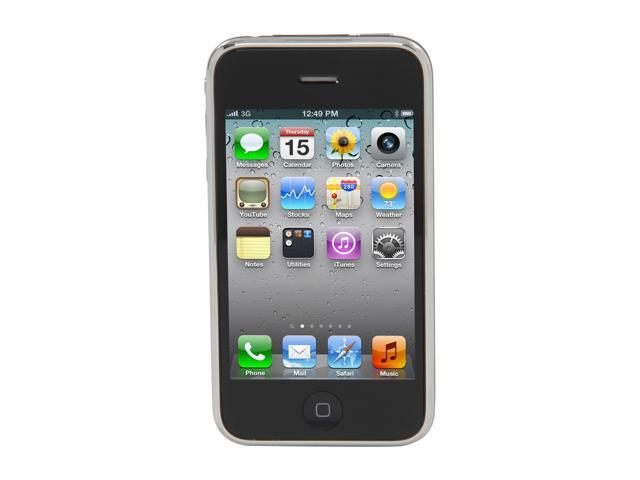 Apple iPhone 3GS 8GB Black 3G AT&T CellPhone