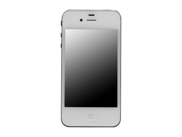 Apple iPhone 4 White 3G 16GB Never locked GSM Smart Phone with Retina Display/ HD Video Recording / Face Time (MC604LLA)