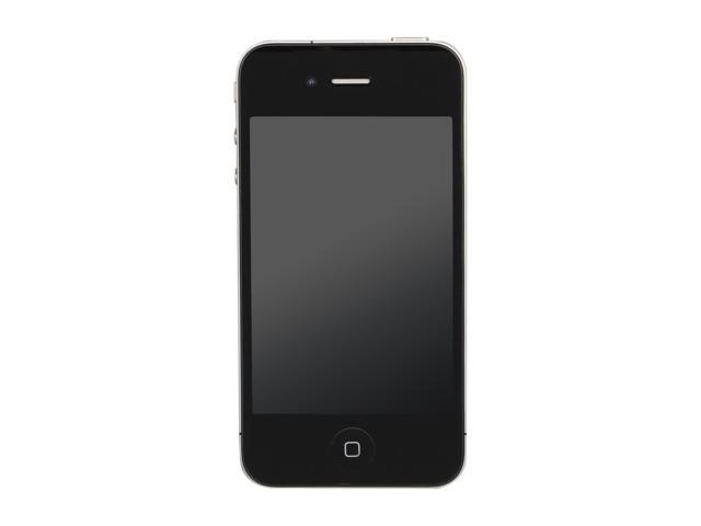 Apple iPhone 4 Black 3G 16GB Never Locked GSM Smart Phone with Retina Display / AirPlay (MC603LL/A)