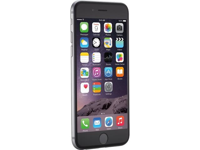 Apple iPhone 6 Gray LTE 16GB AT&T Cell Phone