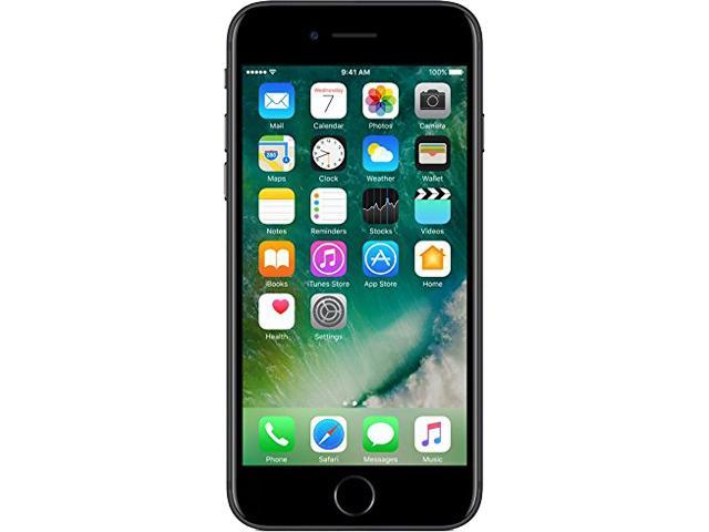 Apple iPhone 7 Black T-Mobile Cell Phone