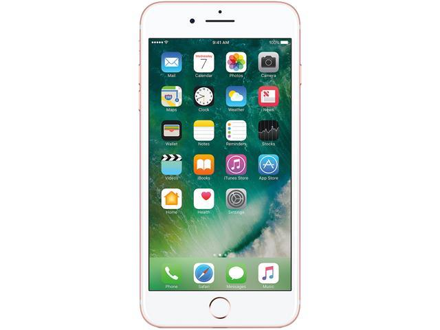 Apple iPhone 7 Plus 128GB 4G LTE Unlocked Cell Phone, No Accessories 5.5