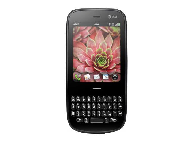 "Palm Pixi Plus 8GB 8GB Unlocked GSM Smart Phone with Wi-Fi / GPS / Full QWERTY Keyboard 2.63"" Black"