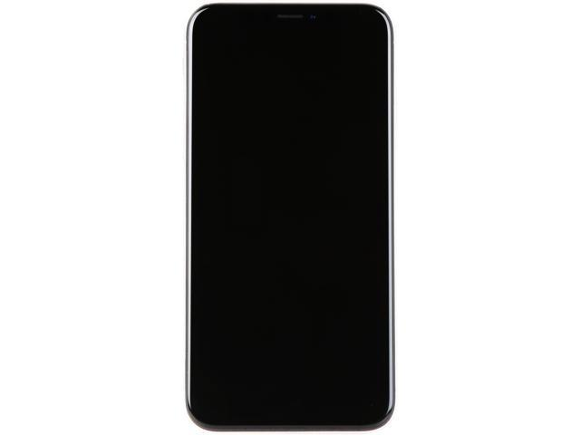 "Apple iPhone X 4G LTE Unlocked Cell Phone 5.8"" Silver 64GB 3GB RAM"