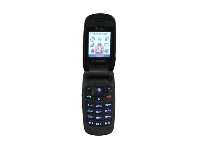 Samsung A117 Unlocked Cell Phone Black