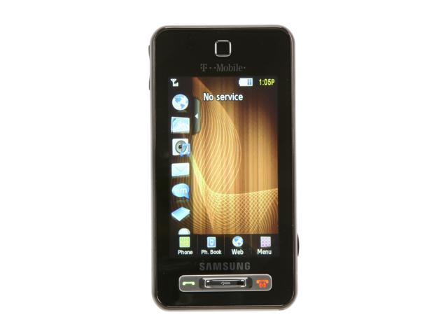 Samsung Behold T919 Brown 3G Unlocked Cell Phone w/ 3.1