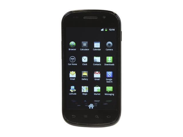 Samsung Google Nexus S i9023 Black 3G 16GB Unlocked GSM Android Smart Phone