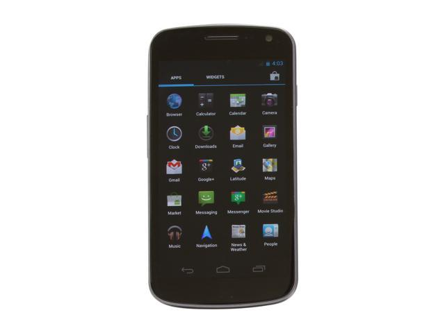Samsung Galaxy Nexus GT-i9250 16GB storage, 1 GB RAM Unlocked GSM Android Smart Phone w/ Android 4.0 / 5 MP Camera / 16GB ...