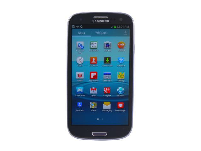 Samsung Galaxy S3 16GB Blue 3G Unlocked Android GSM Smart Phone with S Voice / Smart Stay / Direct Call (i9300)