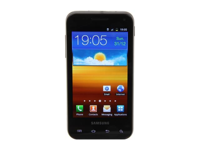 Samsung Galaxy S Glide SGH-I927 Black 3G Unlocked Cell Phone w/ QWERTY Keyboard / 4.0