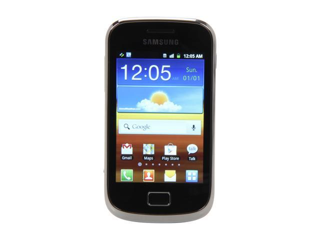 Samsung Galaxy mini 2 GT-S6500L Yellow Unlocked GSM Android Smart Phone