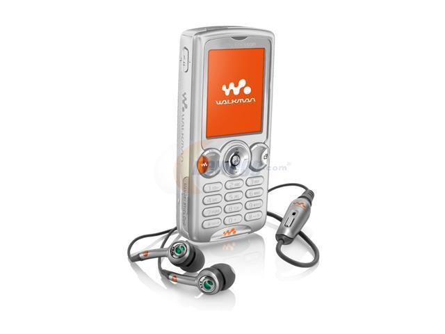 Sony Walkman W810i White Mobile Phone
