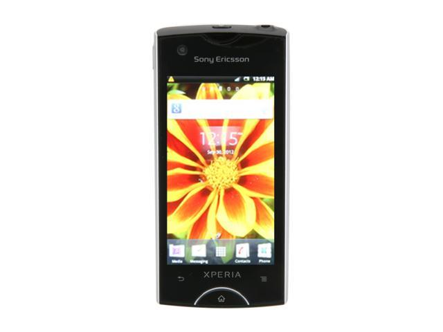 Sony Ericsson Xperia ray White 3G Unlocked GSM Android Smart Phone w/ Android OS 2.3 / 3.3