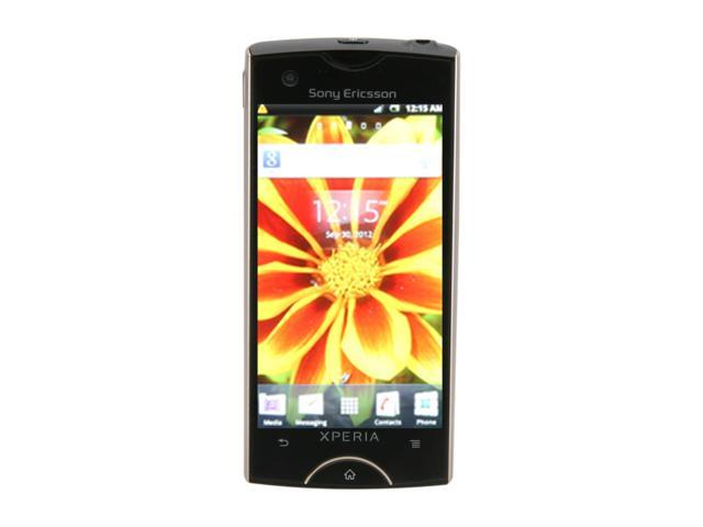 Sony Ericsson Xperia ray Gold 3G Unlocked GSM Android Smart Phone w/ Android OS 2.3 / 3.3